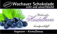 Waldviertler Heidelbeerschokolade