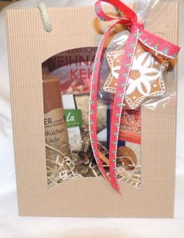 Geschenksackerl Lebkuchen