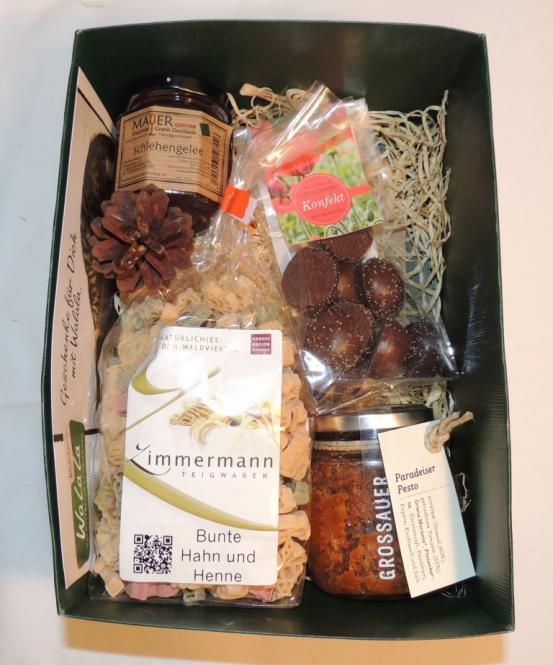 Waldviertel Geschenkbox klein